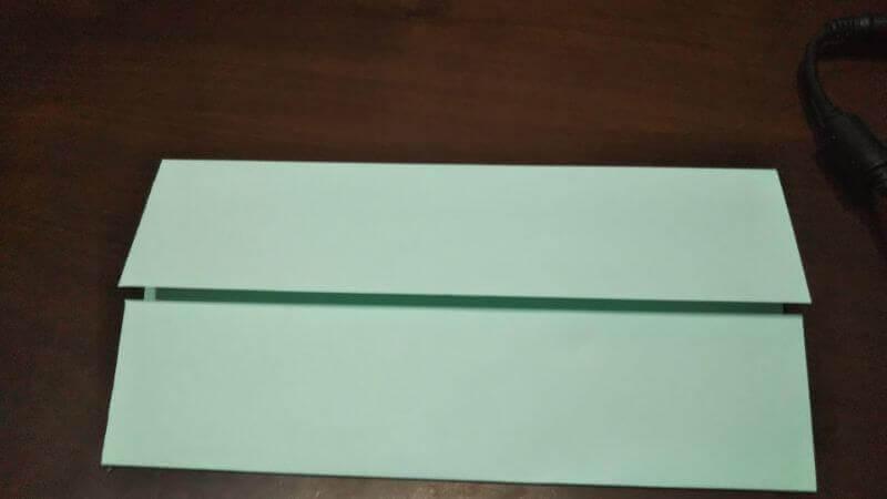 折り紙|カードケース(小物袋)の折り方2