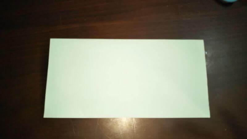 折り紙|おうち(家)の作り方1