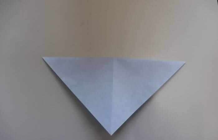 折り紙 雛人形 折り方3