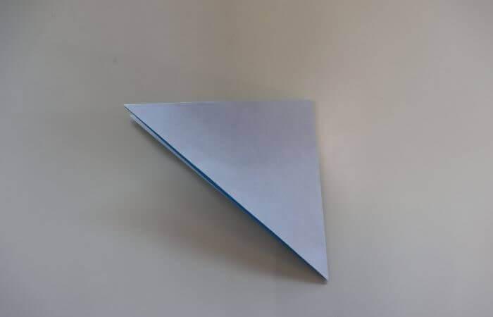 折り紙 雛人形 折り方2