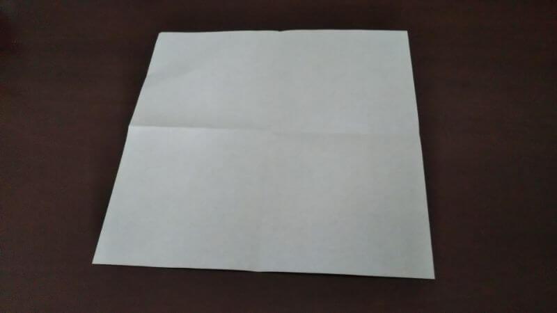 折り紙|かわいい「犬のポチ袋」の折り方2