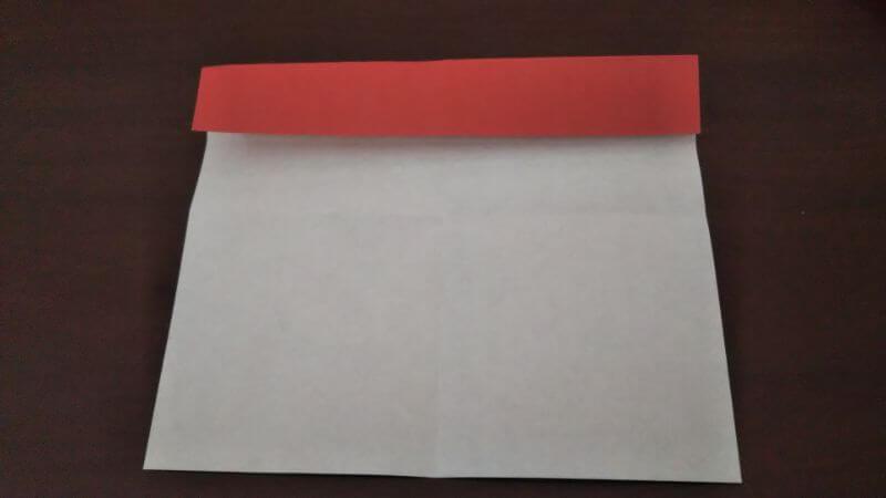 折り紙|かわいい「犬のポチ袋」の折り方3