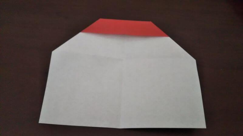 折り紙|かわいい「犬のポチ袋」の折り方4