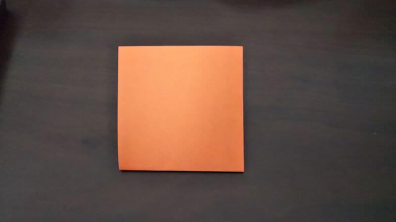 折り紙『かわいい魚の箸袋』の折り方2