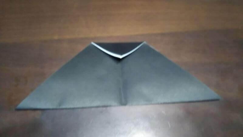 クワガタムシ折り紙の簡単な折り方3