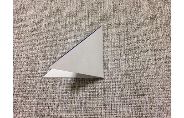 折り紙「立体パンジー」の折り方2