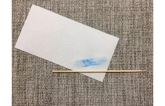 折り紙「立体的なチューリップ」の折り方【茎1】