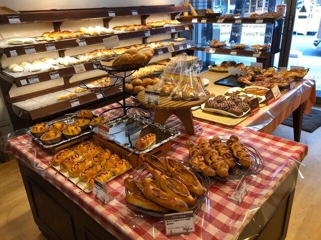 おすすめの京都のパン屋さん「ボナペティ(Bon appetit)」