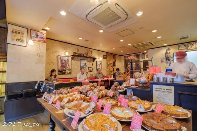 おすすめの京都のパン屋さん「Le Petit Mec IMADEGAWA」
