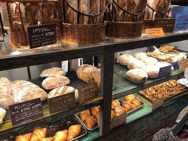 おすすめの京都のパン屋さん「たま木亭」