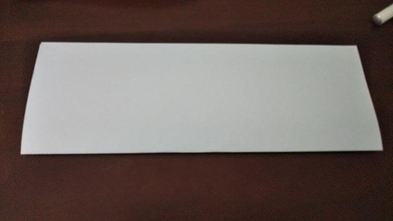 折り紙「カッパ」の折り方1