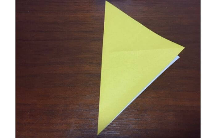 簡単折り紙|立体的な蝶々の折り方2