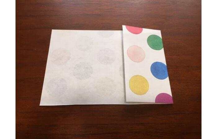 簡単折り紙「立体傘」の折り方31